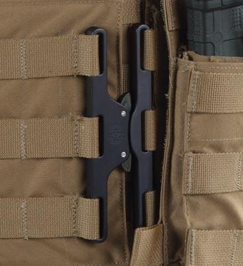 Warsoc H3 Buckle System Point Blank Body Armor